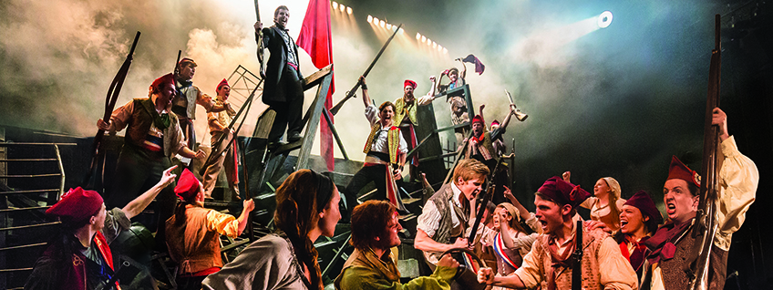 Les Miserables breaks