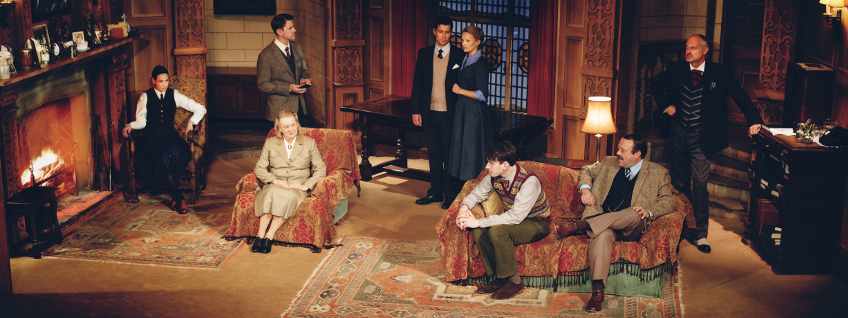 The Mousetrap breaks