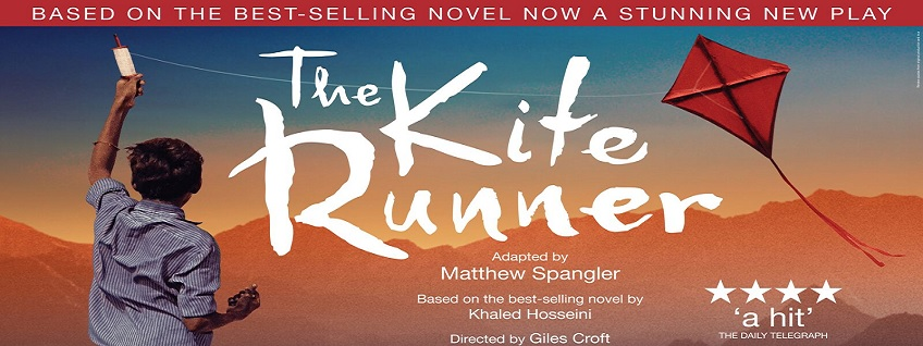 The Kite Runner breaks