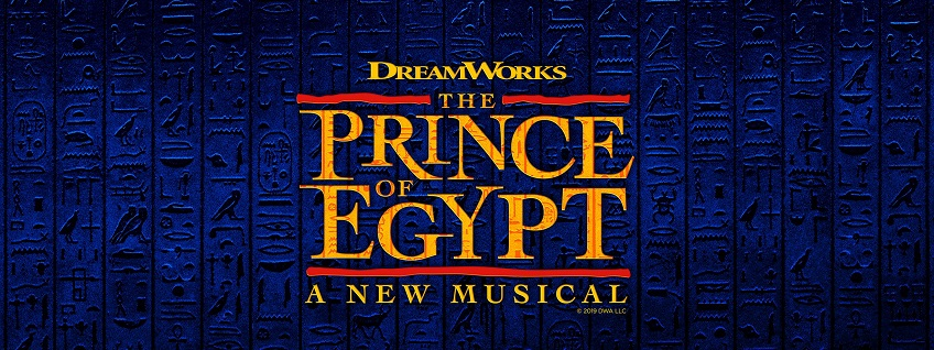 The Prince of Egypt breaks