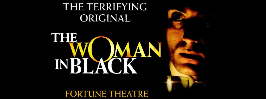 The Woman in Black breaks