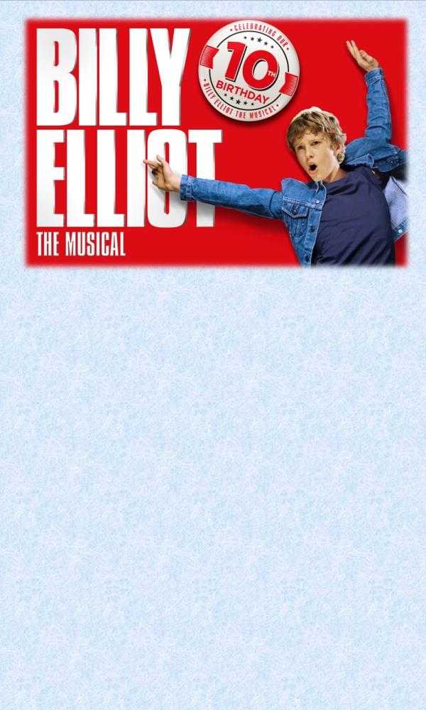 10 years of Billy Elliot