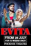 Evita - Theatre Break