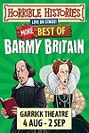 Click to view details and reviews for Horrible Histories More Barmy Britain Theatre Break.