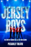 Jersey BoysBreaks