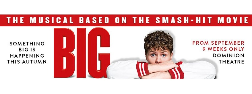 Big the Musical breaks