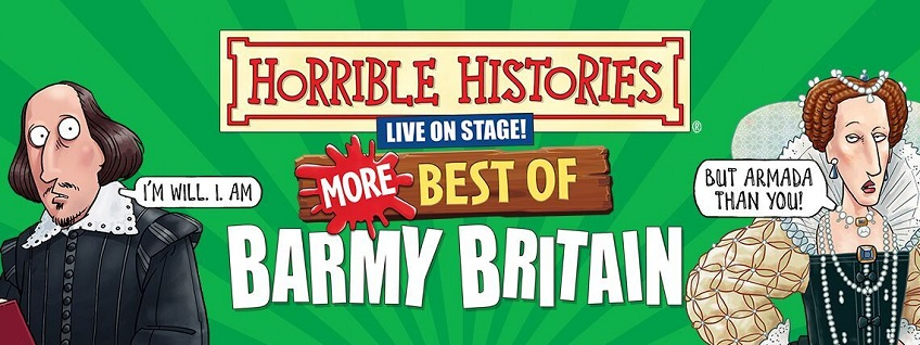 Horrible Histories - More Barmy Britain