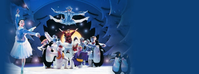 The Snowman - Family of 4 from £230