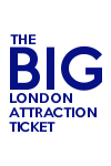 The Big London Attraction Ticket - Theatre Break