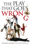 The Play That Goes Wrong - Theatre Break